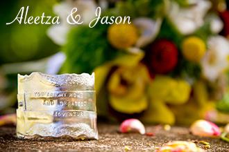 Aleetza and Jason Mira Mira Wedding