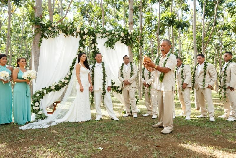 Na Aina Kai  Kauai Forrest