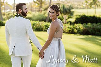 Lynsey and Matt
